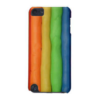 Gay Pride - Rainbows in Squishy Dough iPod Touch (5th Generation) Case