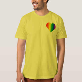 Gay Pride Shirt Organic Same-Sex Love Shirts