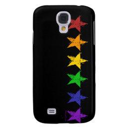 Gay Pride Stars HTC Vivid Case