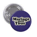 gay pride swipes in: marriage for all button