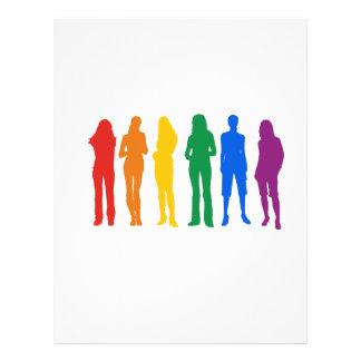 Gay Pride T-shirt Custom Flyer
