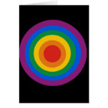 Gay Pride T-shirt Greeting Card