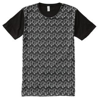 Gay Pride T-shirts Stylish Same-Sex Love Shirts