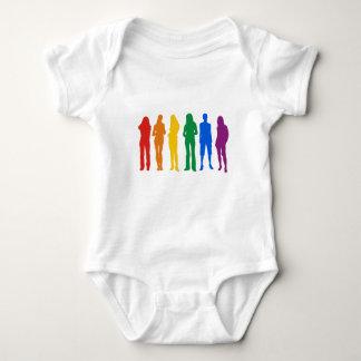 Gay Pride Women's T-shirt