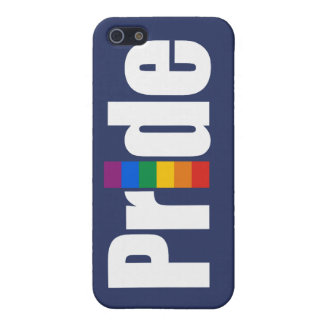 GAY PRIDE WORD BAR BLACK CASE FOR iPhone SE/5/5s