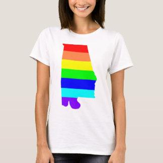 Gay Rainbow Alabama T-Shirt