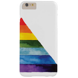 gay rainbow colors barely there iPhone 6 plus case