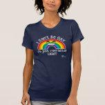Gay rainbow playera