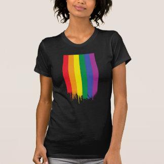 Gay Rainbow Tee Shirts