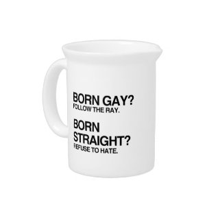 GAY RAY STRAIGHT HATE PITCHERS