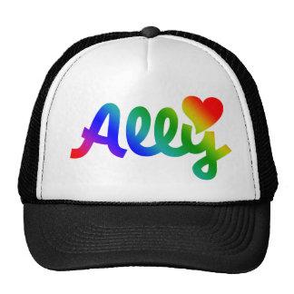 Gay Rights ALLY Trucker Hat