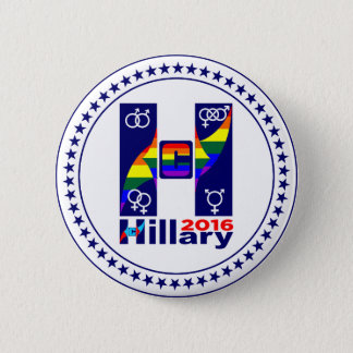 Gay Rights Are Human Rights Button