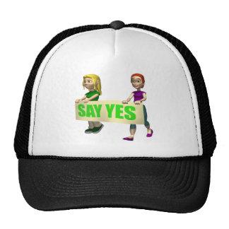 Gay Rights Trucker Hat