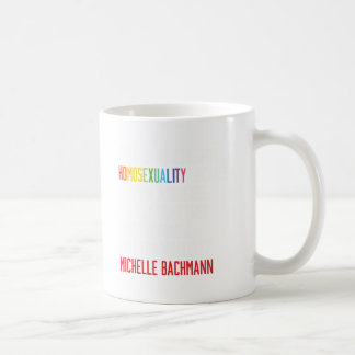 Gay Rights - Homosexuality is not a disease Coffee Mug