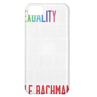 Gay Rights - Homosexuality is not a disease iPhone 5C Cover