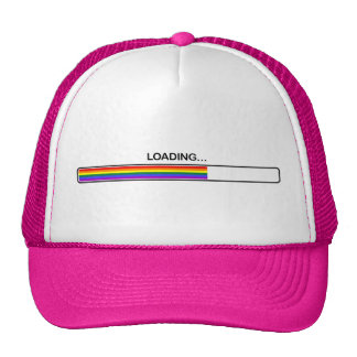 Gay Rights Loading Hat