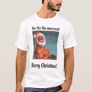 Gay Santa T-Shirt