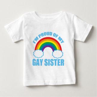 Gay Sister Baby T-Shirt