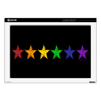 Gay Stars 01 Laptop Skins