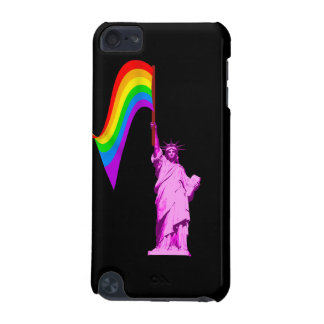 Gay Statue of Liberty iPod Case iPod Touch 5G Covers