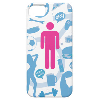 Gay stereotype iPhone SE/5/5s case