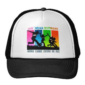 Gay, Straight, Bi, Transgendered, we love you Trucker Hat