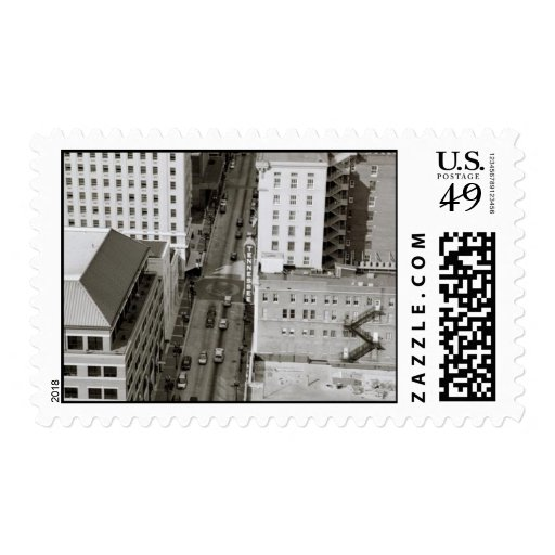 Gay Street Stamp