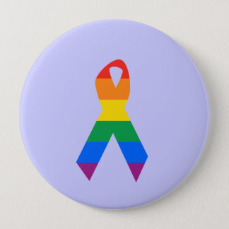 Gay Suicide Awareness Pinback Button