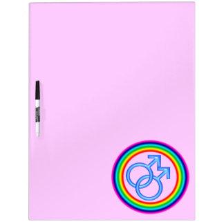 Gay Symbol Board Dry-Erase Board