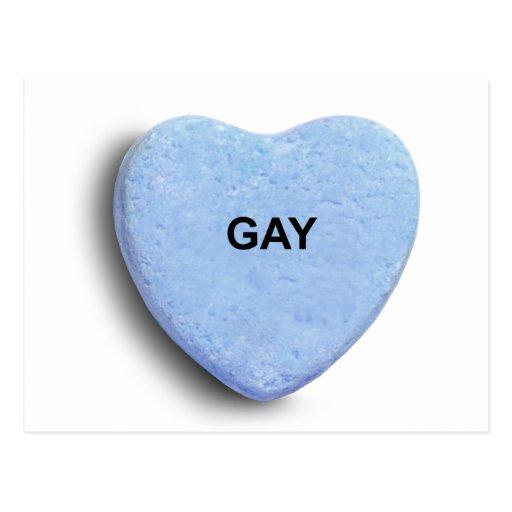 GAY TARJETAS POSTALES