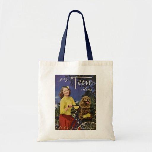 Gay Teen Ideas Canvas Bags