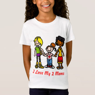 GAY Tshirts - Luv 2 Moms