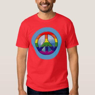 GAY Tshirts - Peace 02