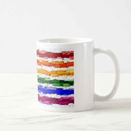 GAY USA COFFEE MUG