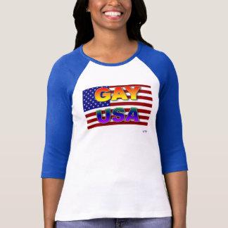 Gay USA T-Shirt