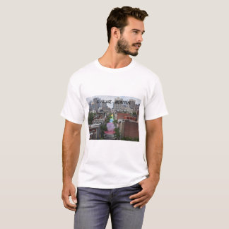 gay village, street holy-Catherine, pride, gay, T-Shirt