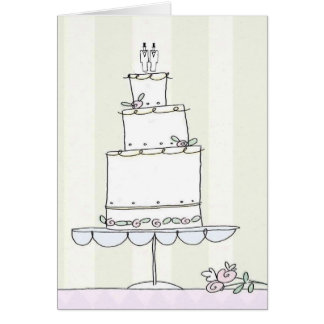 Gay Wedding congrats card