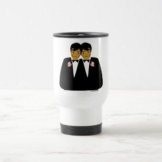 Gay Wedding Favors Coffee Mugs