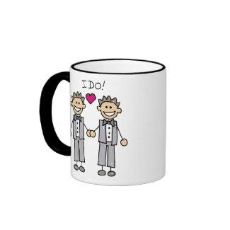 Gay Wedding Favors Mugs