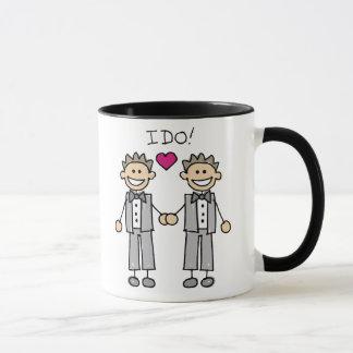 Gay Wedding Favors Mug