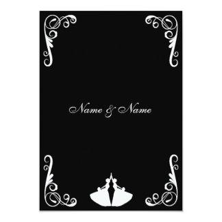 Gay Wedding Invitation - Lesbian - Two Brides