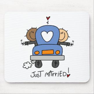 Gay Wedding Mouse Pad