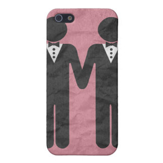 GAY WEDDING TOPPER MEN -.png Cases For iPhone 5