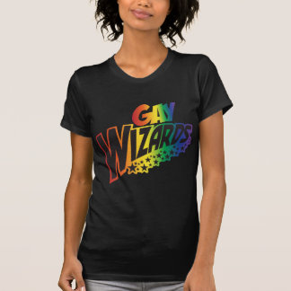 Gay Wizards T-shirt