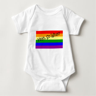 Gay -- Yeah, So What? Infant Creeper