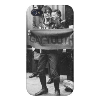 Gay Youth 1970 Anti-War March Cover For iPhone 4