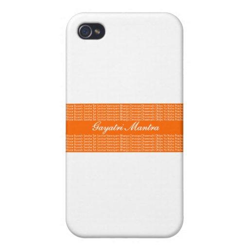 Gayatri.ai iPhone 4/4S Carcasas