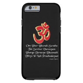 Gayatri mantra tough iPhone 6 case