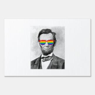 Gaybraham Lincoln Carteles