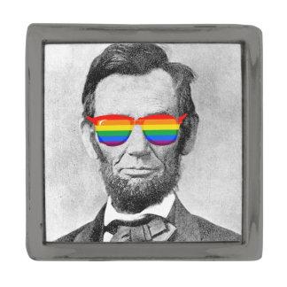 Gaybraham Lincoln Insignia Metalizada